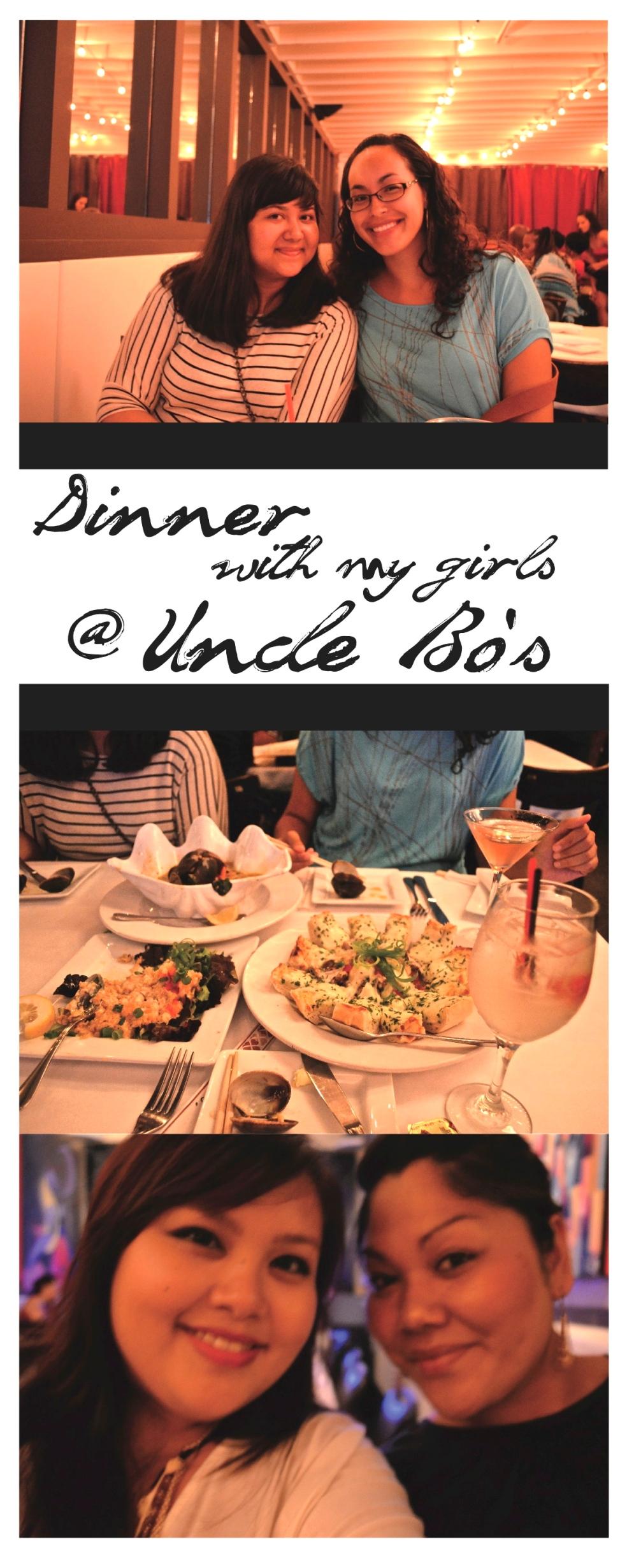 Cena con las amigas
