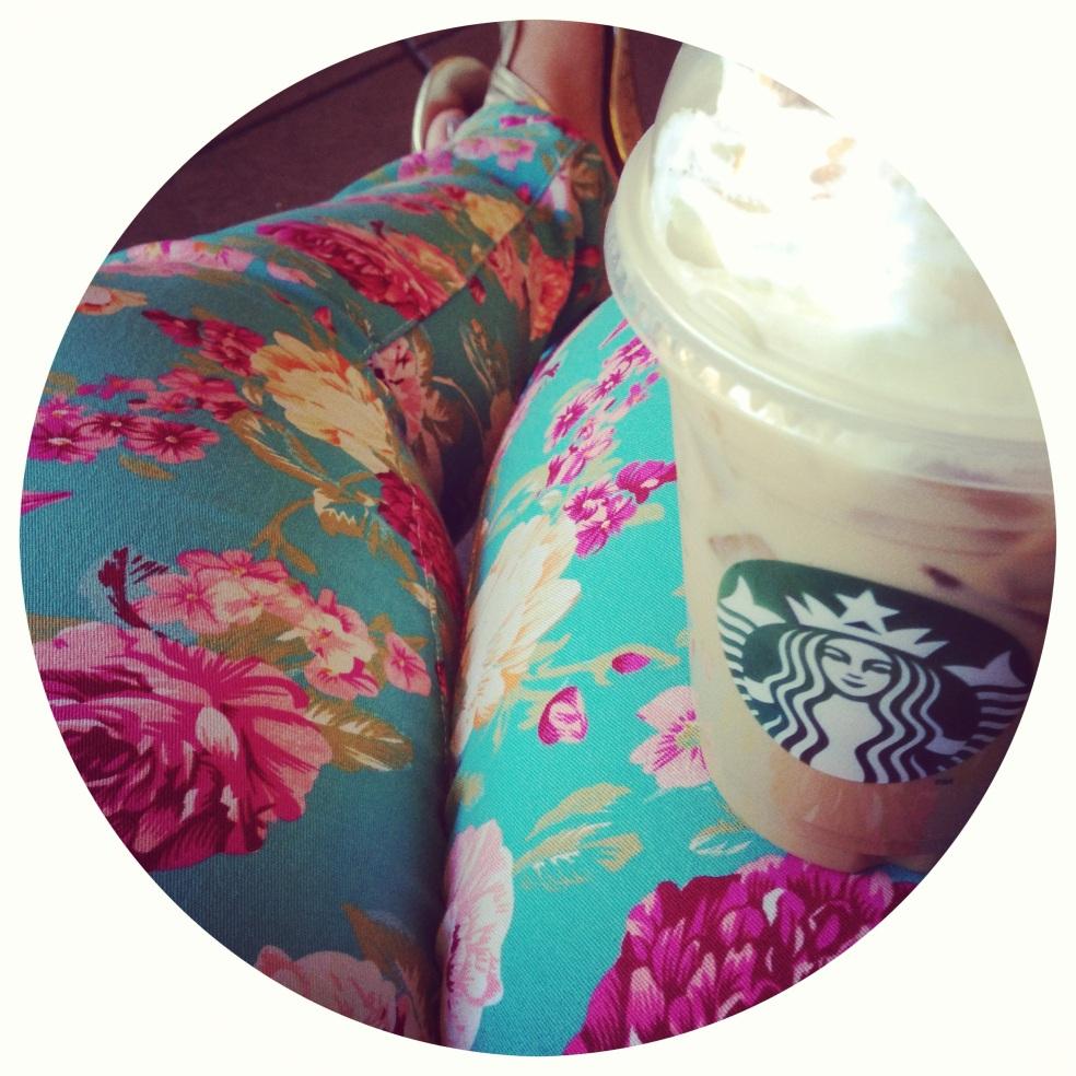 IB Floral Pants
