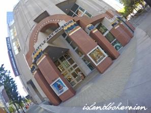 Seattle Art Museum entrance